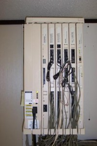AT&T - Lucent - Avaya- Legend Front View  without Cover